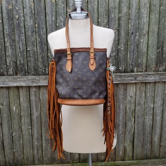 3b4fe184eea4d Louis Vuitton Handbags - Louis Vuitton bag by Vintage Boho Bags